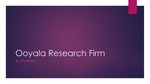 Ooyala Research Firm