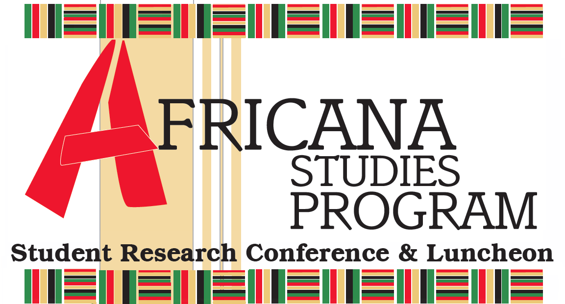Africana Studies Student Research Conference