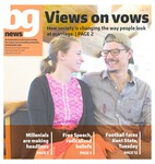The BG News October 30, 2017