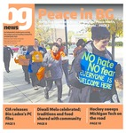 The BG News November 6, 2017
