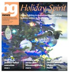 The BG News November 20, 2017 by Bowling Green State University