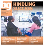 The BG News December 7, 2017 by Bowling Green State University