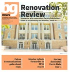 The BG News January 8, 2018