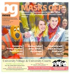 The BG News January 22, 2018