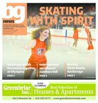 The BG News February 15, 2018