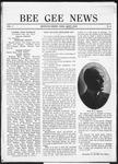 Bee Gee News August, 1920