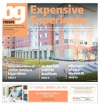 The BG News March 12, 2018