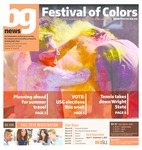 The BG News March 19, 2018