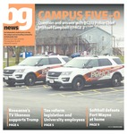 The BG News March 29, 2018