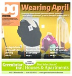 The BG News April 12, 2018