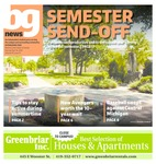 The BG News April 30, 2018