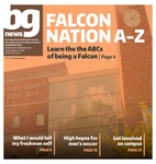 The BG News August 24, 2018
