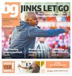 The BG News October 15, 2018