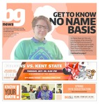 The BG News October 29, 2018