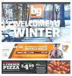 The BG News January 28, 2019