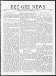 Bee Gee News February 21, 1921