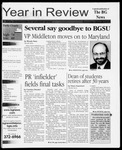The BG News May 4, 1999