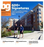 The BG News September 30, 2020