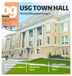 The BG News March 17, 2021 by Bowling Green State University