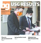 The BG News April 07, 2021 by Bowling Green State University