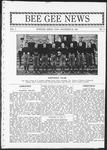 Bee Gee News December 20, 1921