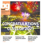 The BG News April 21, 2021 by Bowling Green State University