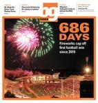 The BG News September 22, 2021