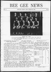 Bee Gee News March 20, 1922