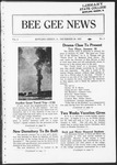 Bee Gee News December 20, 1922