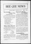 Bee Gee News February 20, 1923 by Bowling Green State University
