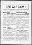 Bee Gee News March 20, 1923 by Bowling Green State University