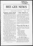 Bee Gee News May 22, 1923