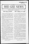 Bee Gee News December, 1923