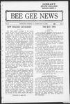 Bee Gee News February 26, 1924