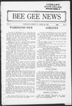 Bee Gee News April 26, 1924