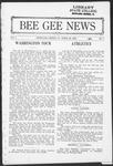 Bee Gee News April 26, 1924