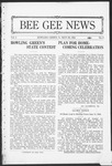 Bee Gee News May 20, 1924