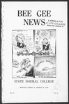 Bee Gee News March 20, 1925