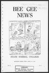 Bee Gee News April 24, 1925