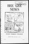 Bee Gee News May 15, 1925
