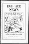 Bee Gee News March, 1926