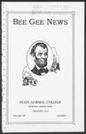 Bee Gee News January, 1927