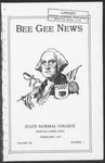Bee Gee News February, 1927