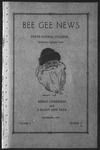 Bee Gee News December, 1928