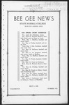 Bee Gee News May 3, 1929