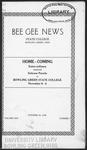 Bee Gee News October 25, 1929