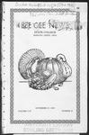 Bee Gee News November 27, 1929