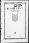 Bee Gee News January 24, 1930