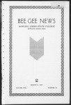 Bee Gee News March 14, 1930
