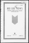 Bee Gee News May 2, 1930